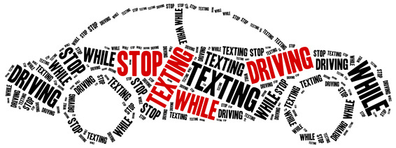 Don t text and drive clipart free library Don\'t Drive Yourself to Distraction – RJ the Firedog\'s Blog free library