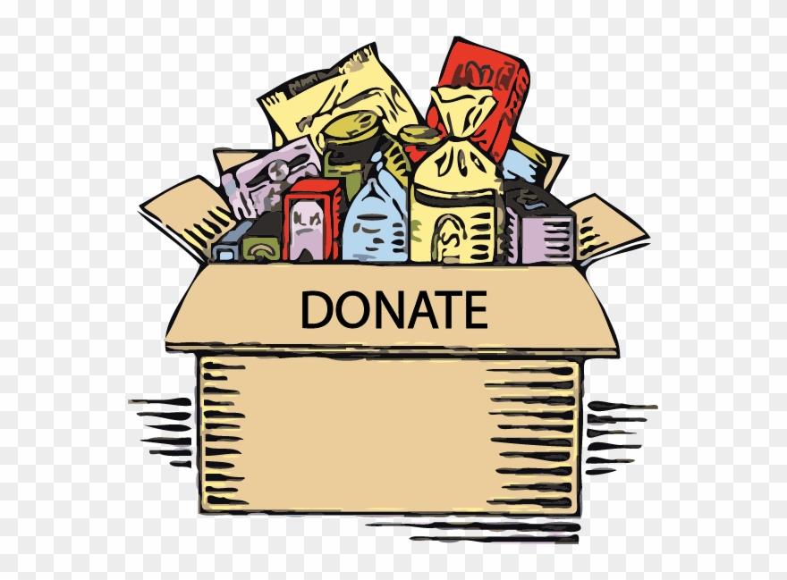 Donate clipart png transparent Food Donation Clipart - Png Download (#220388) - PinClipart png transparent