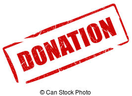 Donate clipart banner black and white stock Donation Stock Illustrations. 42,012 Donation clip art images and ... banner black and white stock
