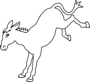 Donkey clipart black and white svg transparent download Donkey clipart black and white #17 | pictures | Clipart black, white ... svg transparent download