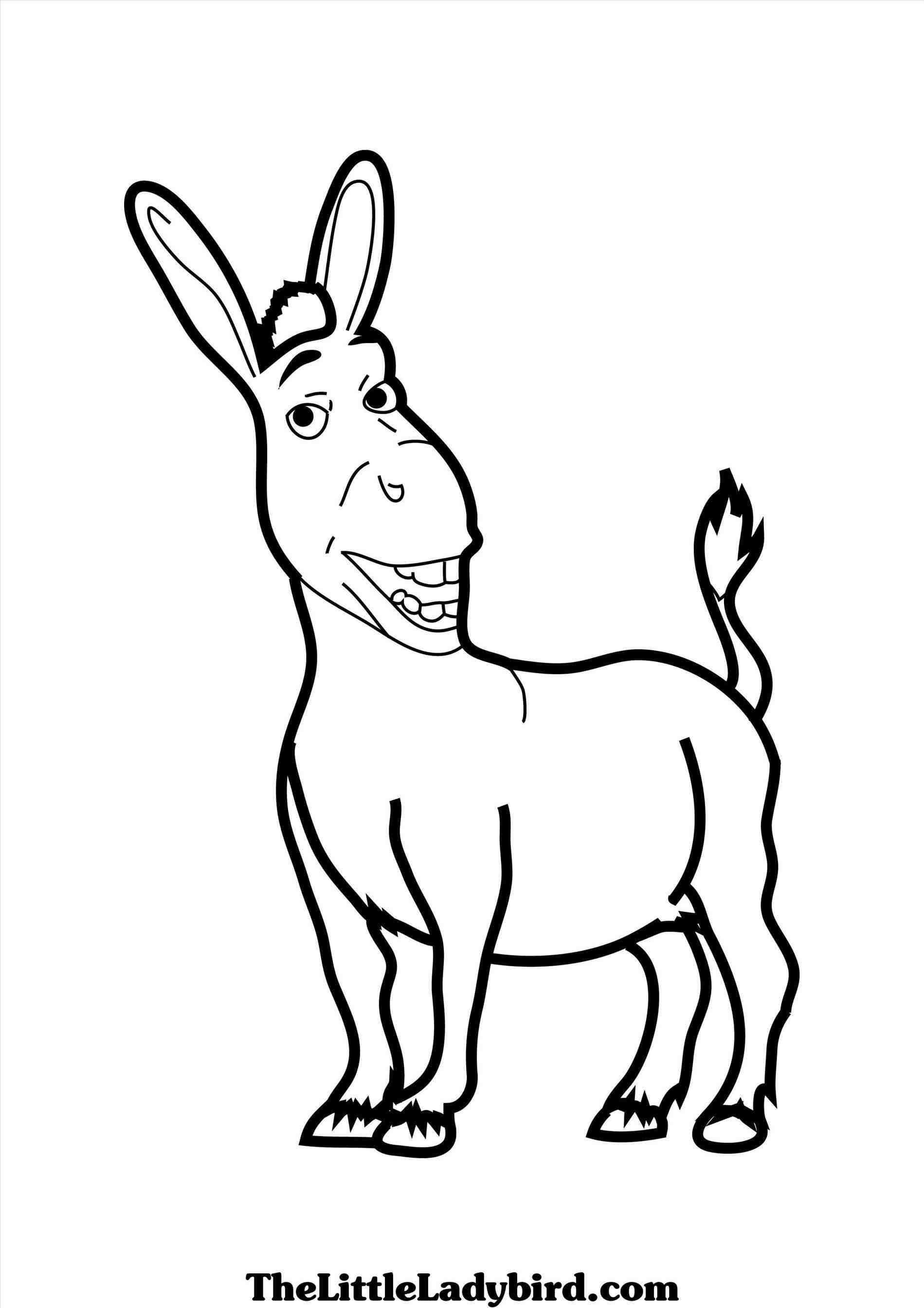 Donkey clipart black and white clipart free download Donkey Clipart Donkey Black And White clip art » Clipart Station clipart free download