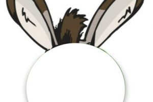 Donkey ears clipart png transparent library Donkey ears clipart » Clipart Portal png transparent library
