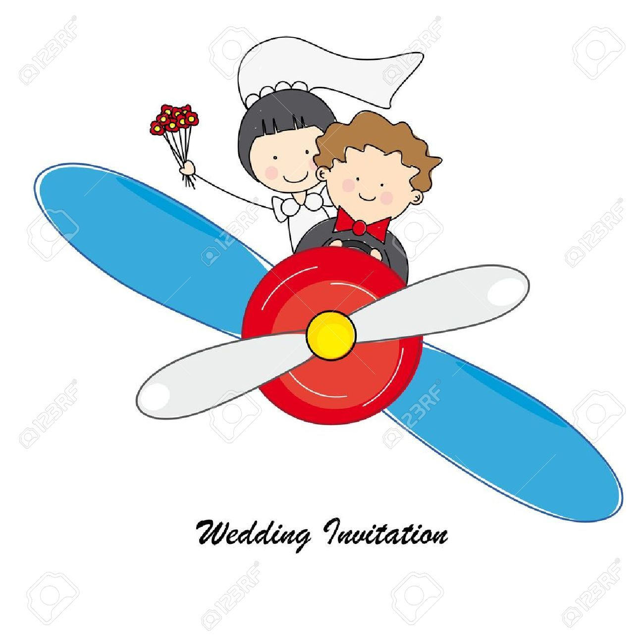 Dont be this guy photos at wedding clipart clip art royalty free stock Stock Vector | Logo Inspiration | Airplane wedding invitations ... clip art royalty free stock