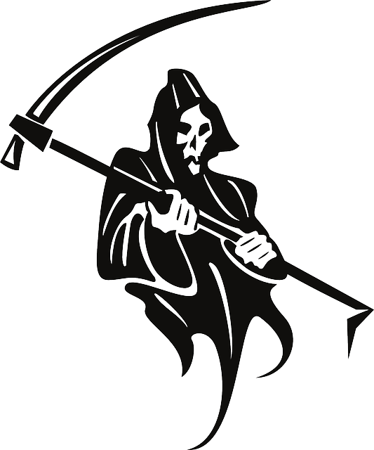 Dont fear the reaper clipart jpg freeuse Tiny Tips for Library Fun: Don\'t Fear the Reaper - Demystifying ... jpg freeuse