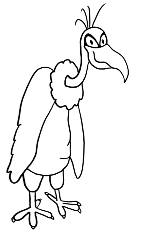 Dont feed the ducks clipart png black and white jpg freeuse stock Bird Clip Art jpg freeuse stock