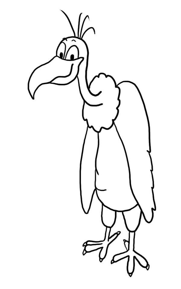 Dont feed the ducks clipart png black and white clipart transparent stock Bird Clip Art clipart transparent stock