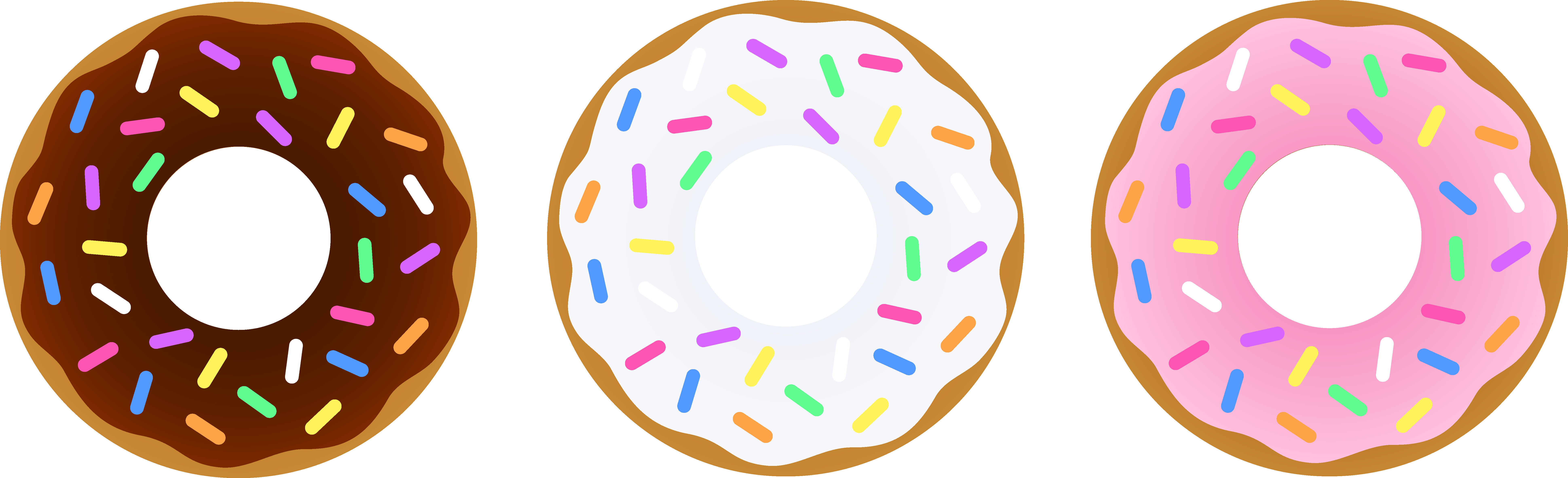 Donut clipart free jpg transparent download Free Donut Cliparts, Download Free Clip Art, Free Clip Art on ... jpg transparent download