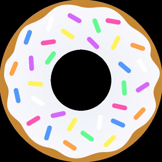 Donut clipart free clipart stock Free Donut Cliparts, Download Free Clip Art, Free Clip Art on ... clipart stock