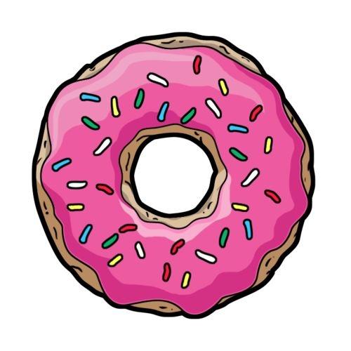 Donut pictures clipart svg freeuse Donuts Clipart | Free download best Donuts Clipart on ClipArtMag.com svg freeuse