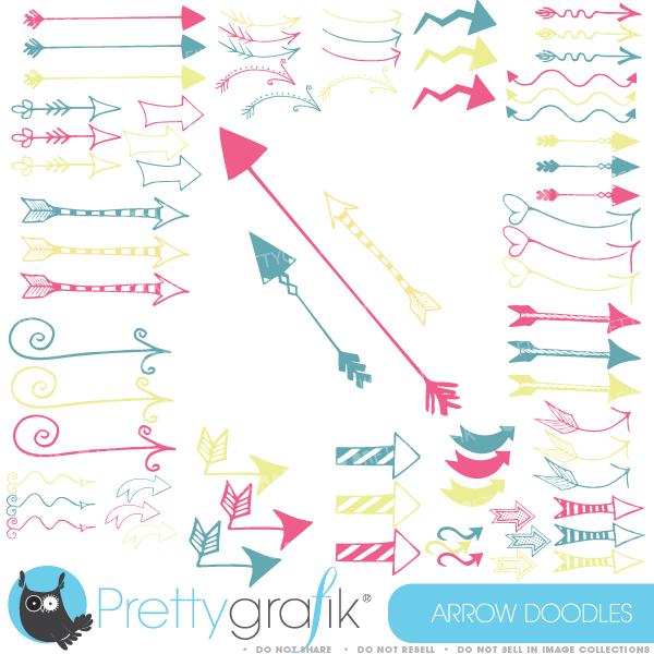 Doodle arrow clip art vector transparent download Arrow doodles clipart Arrow doodles clipart [CL581] - $0.99 ... vector transparent download