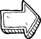 Doodle arrow clip art clip free Free doodle arrow clipart - ClipartFest clip free