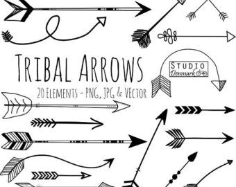 Doodle arrow clip art banner royalty free Doodle Circle Frames Clipart and Vectors - Hand Drawn Circle Clip ... banner royalty free