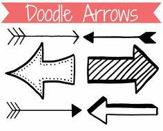 Doodle arrow clipart png svg transparent stock flechas dibujo - Buscar con Google   dibujos   Pinterest   Bullet ... svg transparent stock