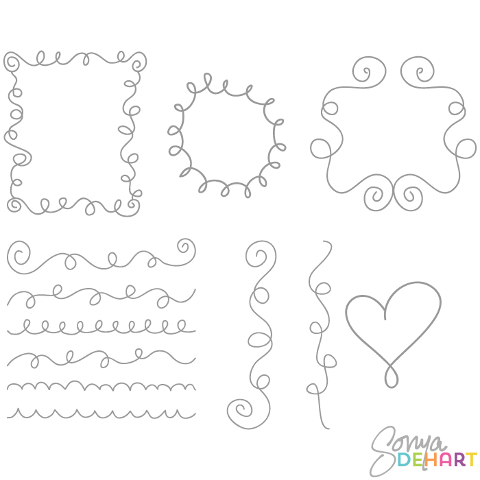 Doodle clipart free picture free library Free Doodles Cliparts, Download Free Clip Art, Free Clip Art on ... picture free library