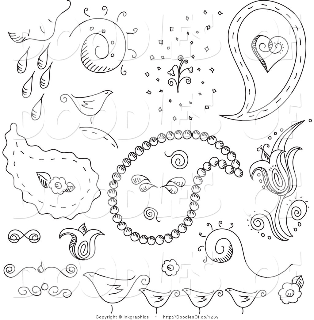 Doodle clipart free clip art library stock Doodle Clipart & Look At Clip Art Images - ClipartLook clip art library stock