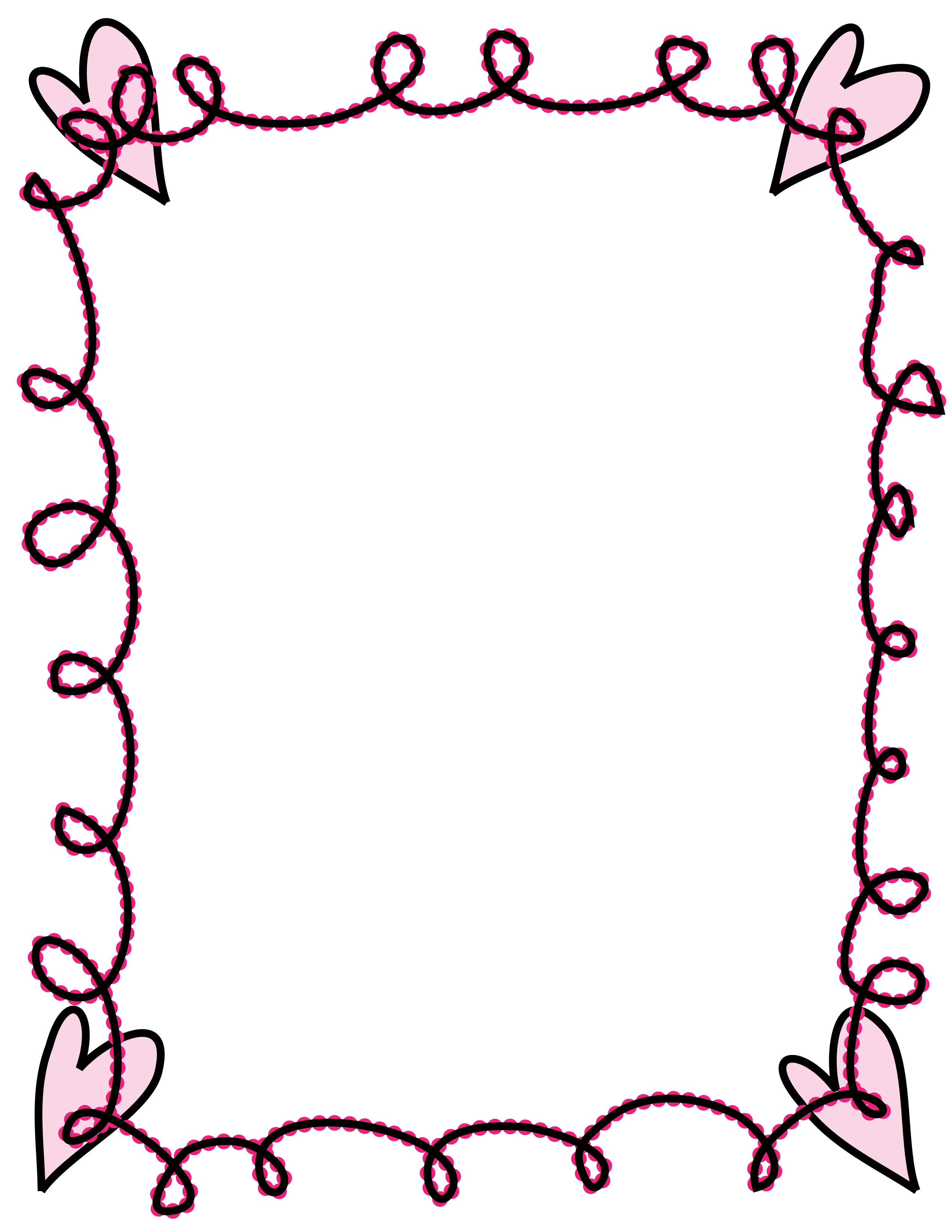 Doodle heart clipart transparent download A Free Doodle Frame | Pinterest | Doodles, Free and Doodle frames transparent download