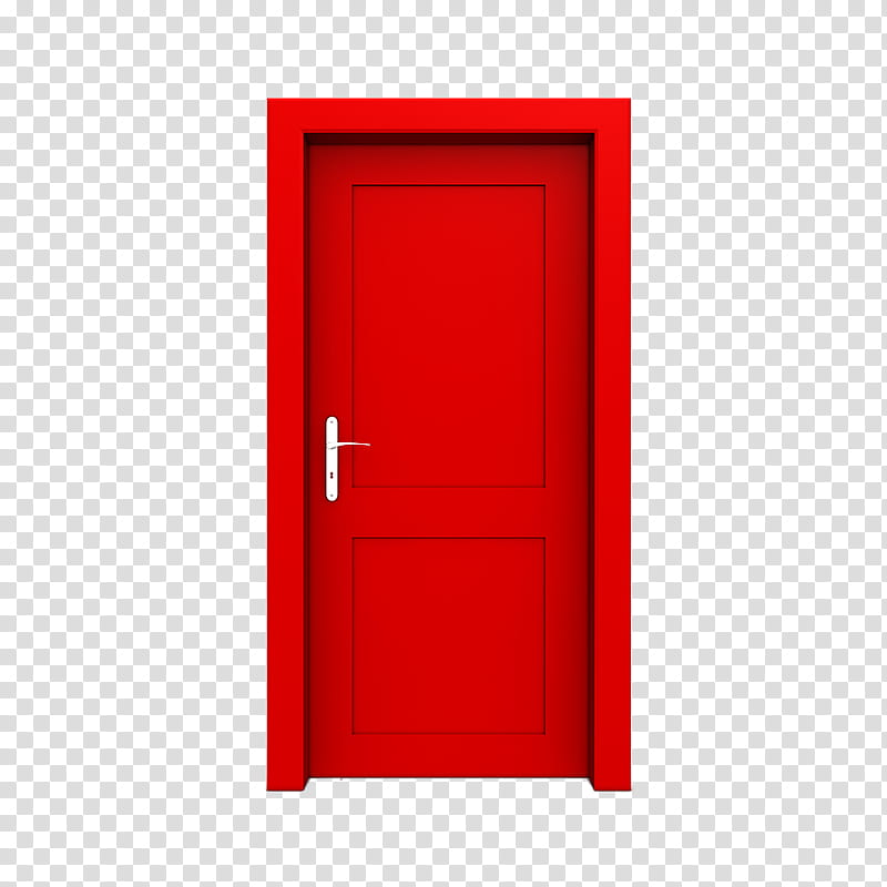 Door closed clipart clipart royalty free Doors, closed rectangular red -panel door illustration transparent ... clipart royalty free
