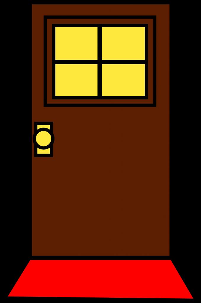 Door closed clipart png free library Close Door Sign Keep Door Closed Signs Do Not Prop Door Open Signs ... png free library