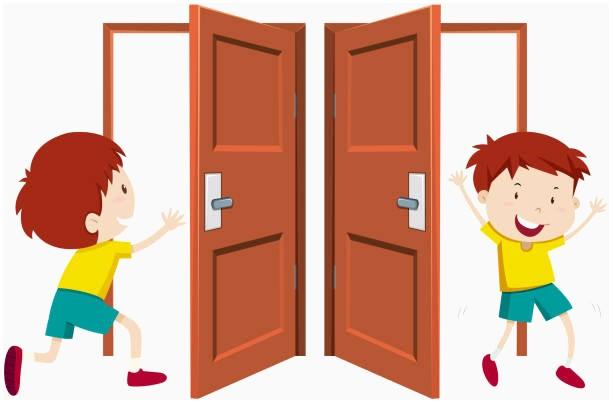 Door open clipart clipart freeuse Door Open Cliparts 10 - 612 X 403 - Making-The-Web.com clipart freeuse