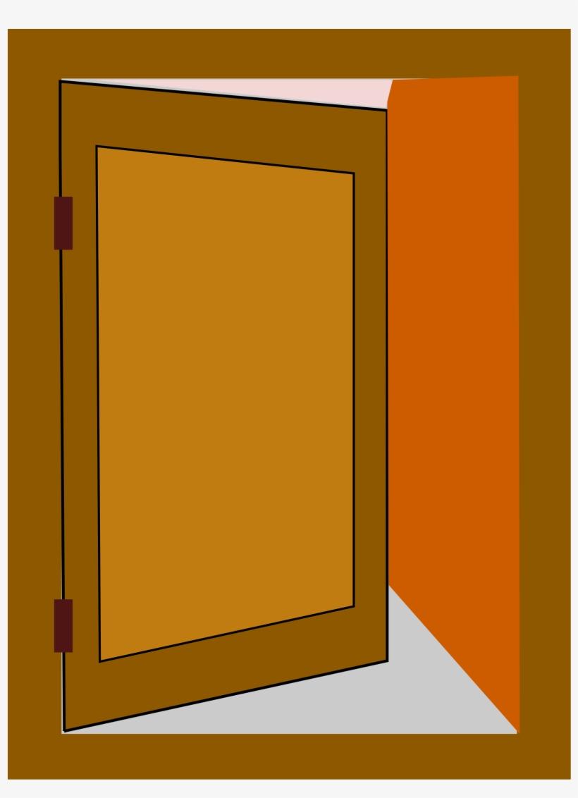Door open clipart vector black and white download 28 Collection Of Door Open Clipart - Clipart Door Opening Gif PNG ... vector black and white download