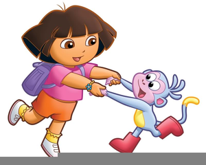 Dora clipart click stars to rate picture freeuse download Dora Cliparts | Free Images at Clker.com - vector clip art online ... picture freeuse download