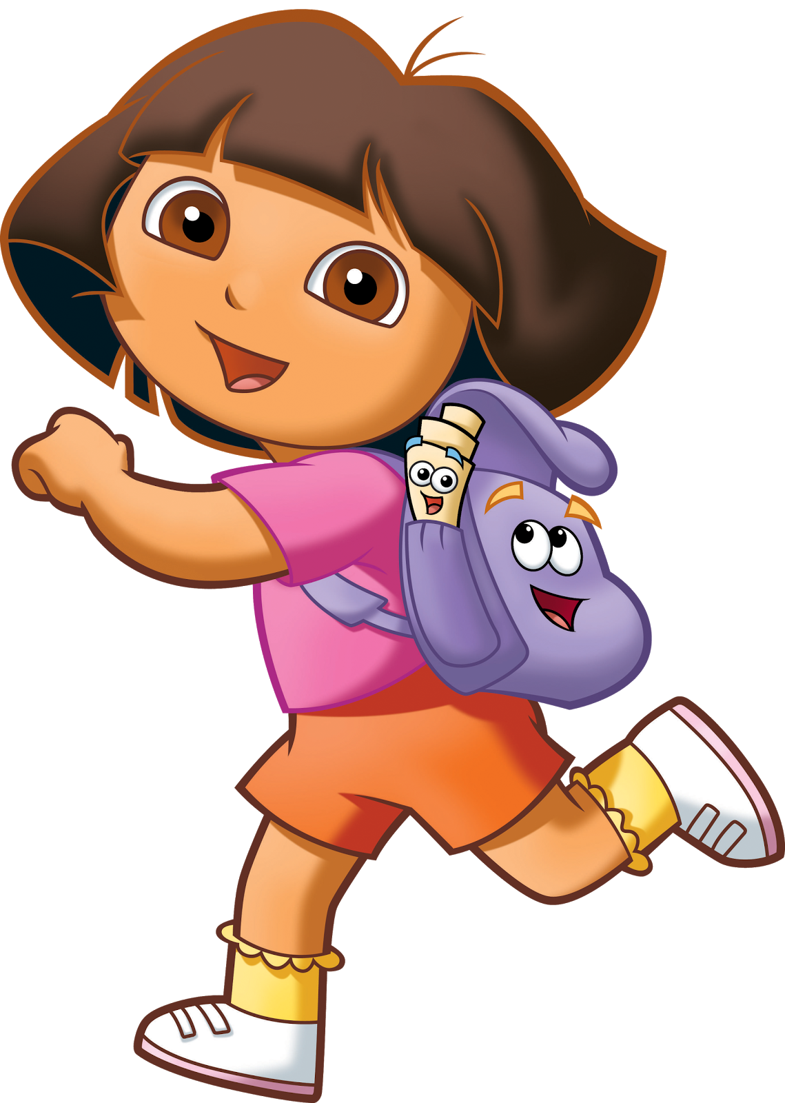 Dora halloween clipart banner library stock Cartoon Characters: Dora the Explorer (PNG) | dora party ideas ... banner library stock