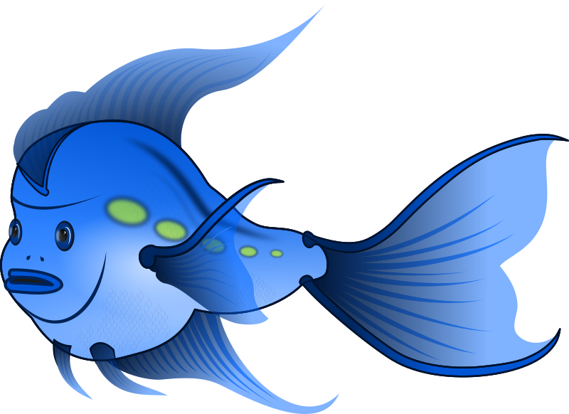 Sick fish clipart clipart free library Pez Clipart Group (70+) clipart free library
