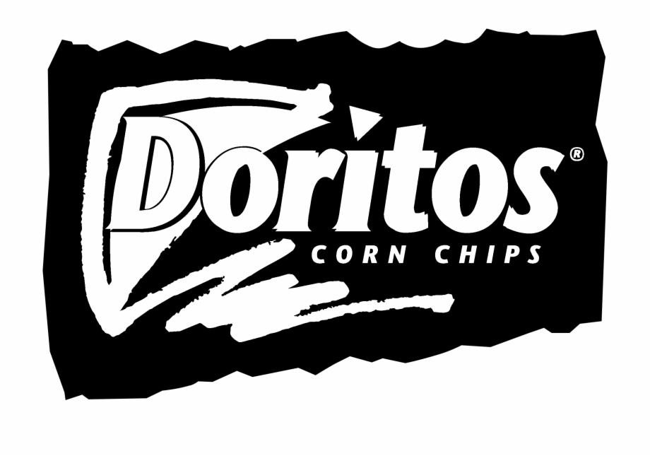 Doritos logo clipart svg freeuse stock Doritos Logo Black And White - Doritos Free PNG Images & Clipart ... svg freeuse stock