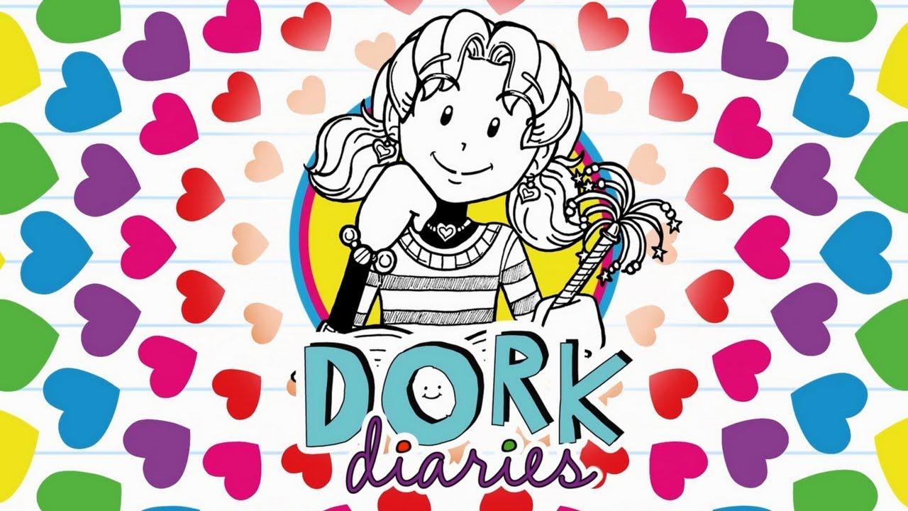 Dork diaries clipart