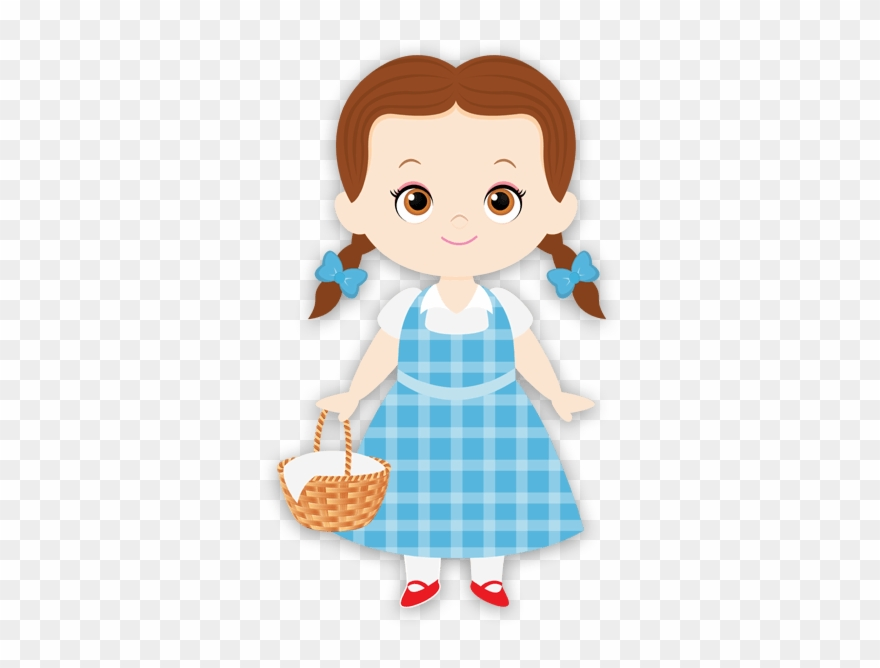 Wizard of oz clipart cartoon black and white download Dorothy Wizard Of Oz Basket - The Wizard Of Oz Clipart (#414664 ... black and white download
