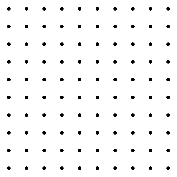 Dot grid clipart image royalty free library Dots Square Grid 02 Pattern Clip Art at Clker.com - vector clip art ... image royalty free library