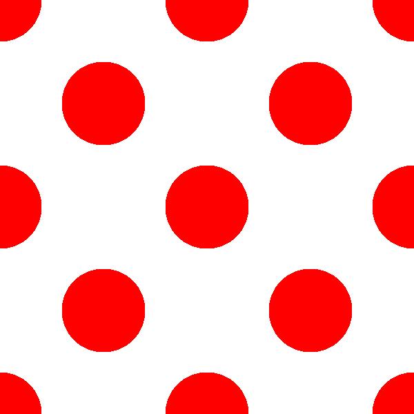 Dot Grid 01 Pattern Clip Art at Clker.com - vector clip art online ... image black and white