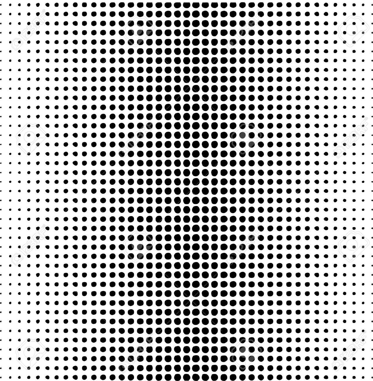 Dot pattern clipart clipart free stock Stock Vector   design inspiration in 2019   Halftone pattern, Vector ... clipart free stock