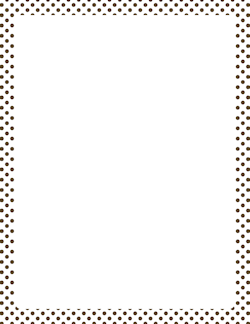 Dotted border clipart image stock Free Polka Dot Borders: Clip Art, Page Borders, and Vector Graphics image stock