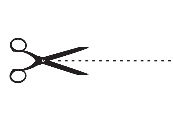 Dotted line with scissors clipart picture royalty free library Download Free png Clip art scissors dotted line - DLPNG.com picture royalty free library