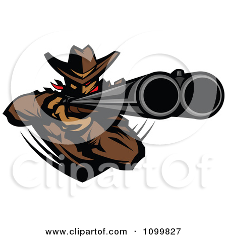 Double barrel shotgun clipart banner download Royalty-Free (RF) Gun Clipart, Illustrations, Vector Graphics #7 banner download