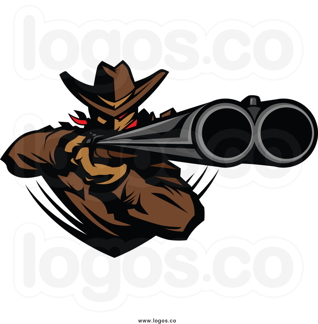 Double barrel shotgun clipart vector library library Double Barrel Shotgun Clipart | Clipart Panda - Free Clipart Images vector library library