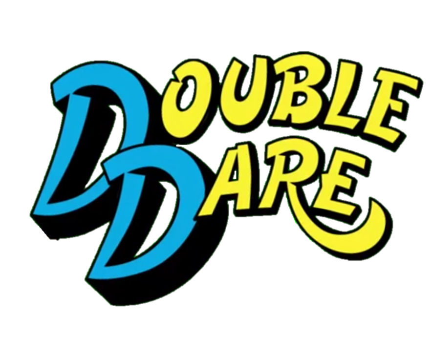Double dog dare clipart image freeuse stock Double Dare | Logopedia | FANDOM powered by Wikia image freeuse stock