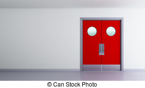Double door clipart picture free stock Double door Illustrations and Clipart. 1,244 Double door royalty ... picture free stock