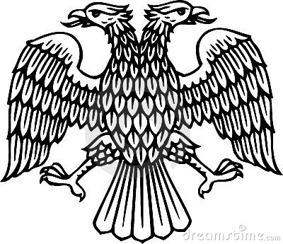 Double eagle clipart clip art free Double Headed Eagle Stock Photos, Images, & Pictures - 651 Images clip art free