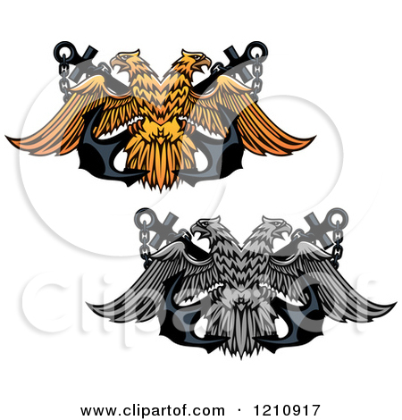 Double eagle clipart png free download Royalty-Free (RF) Double Eagle Clipart, Illustrations, Vector ... png free download