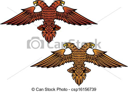 Double eagle clipart graphic library stock Double eagle Illustrations and Clipart. 146 Double eagle royalty ... graphic library stock