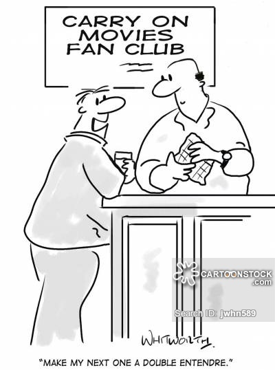 Double entendre clipart Double Entendre Cartoons and Comics - funny pictures from CartoonStock clipart