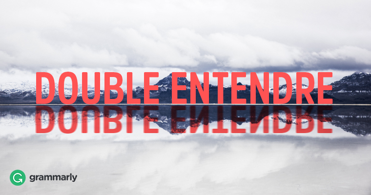 The Double Entendre svg freeuse download