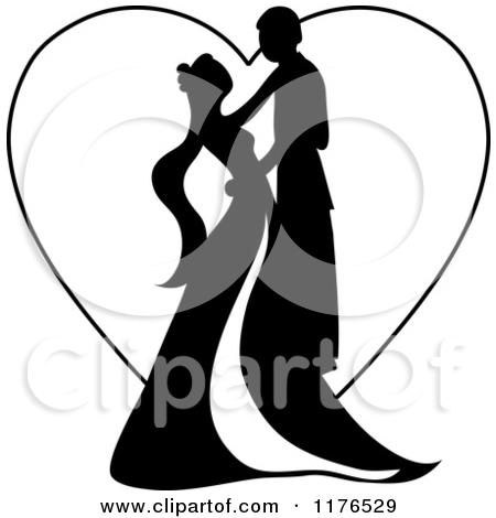 Double hearts wedding clipart graphic royalty free stock Wedding clipart hearts - ClipartFest graphic royalty free stock
