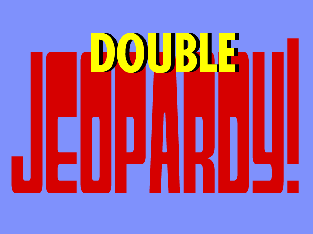 Double jeopardy picture freeuse Image - Jeopardy! Round 2 Double Jeopardy! Round.png | Game Shows ... picture freeuse
