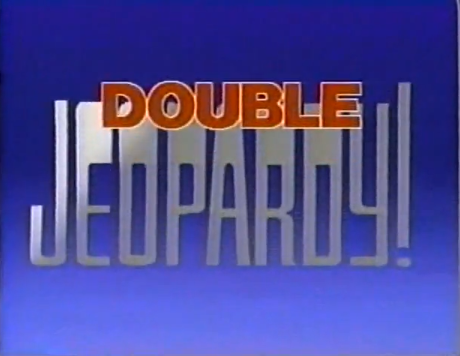 Double jeopardy banner royalty free stock Image - Double Jeopardy! -1.png | Game Shows Wiki | Fandom powered ... banner royalty free stock