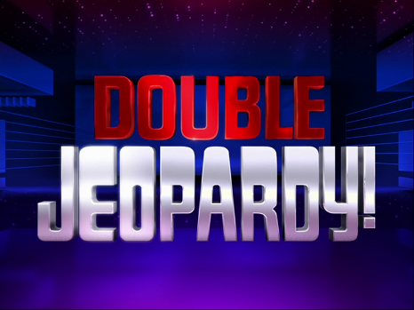 Double jeopardy clipart royalty free Double jeopardy - ClipartFest clipart royalty free