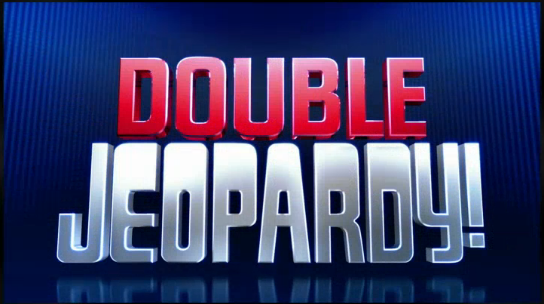 Double jeopardy clip art download Image - Jeopardy! Season 26 Double Jeopardy! title card.png | Game ... clip art download