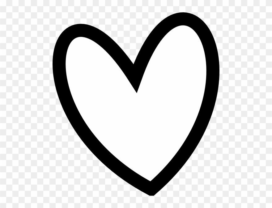 White heart clipart white graphic black and white Double Heart Heart Clipart Images Black And White Clipartfest ... graphic black and white